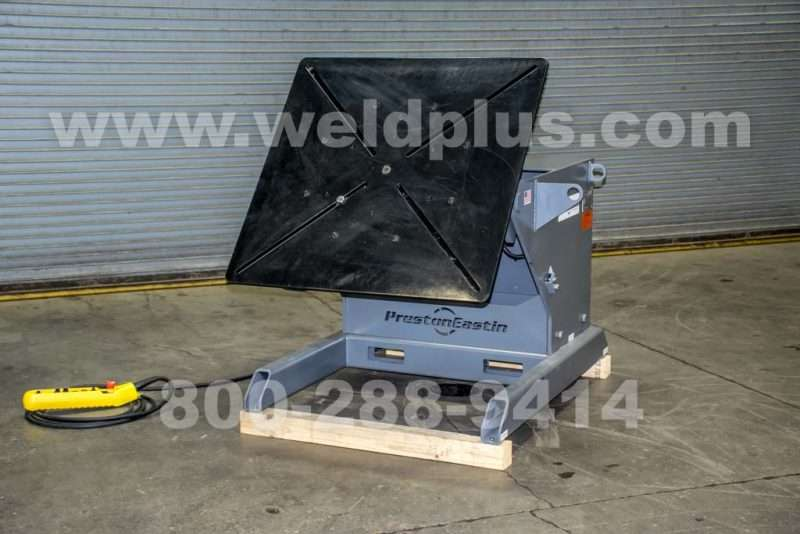 4,500 lb Preston Eastin Weld Positioner