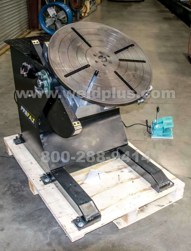 1000 lb Profax Positioner WP1000