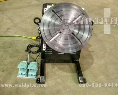 500 lb Profax Welding Positioner WP500