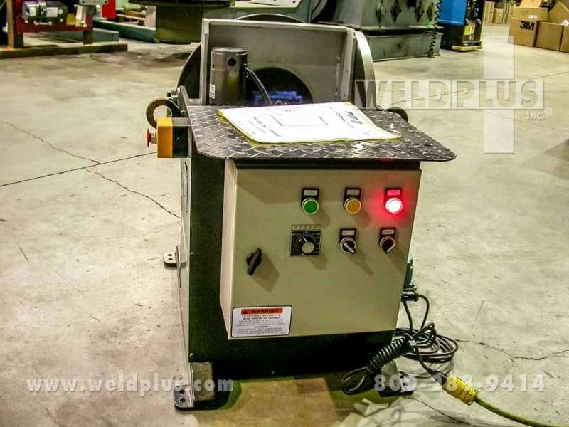 500 lb. Profax Welding Positioner WP500