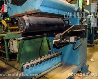Jetline Automatic Seam Welder LWS 24Z
