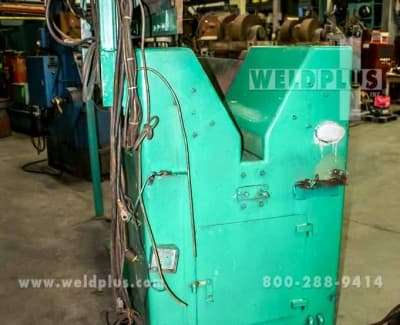 72 inch Used Ameco Weld Seamer