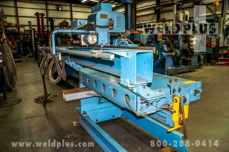 4 ft. SAF Used Welding Seamer