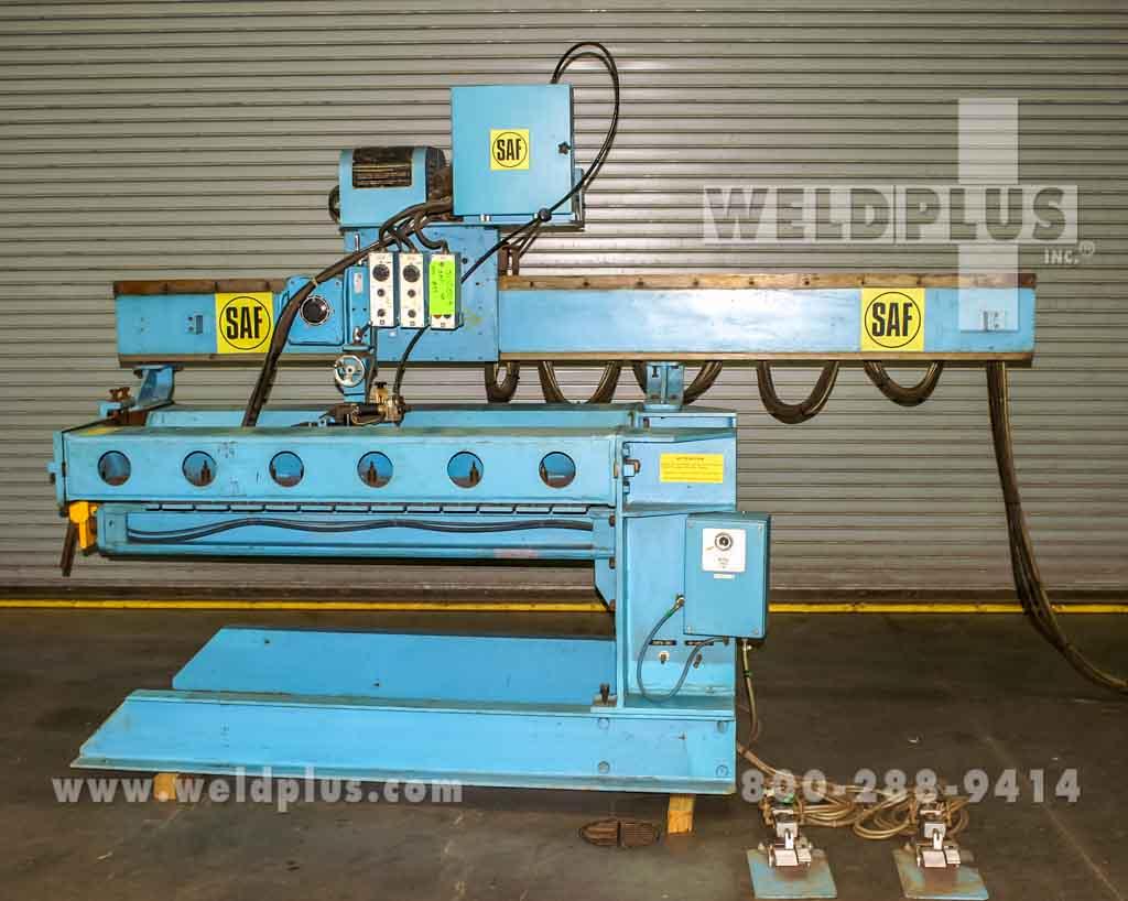 4 ft. SAF Used Welding Seamer