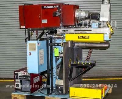 Lee Shaffer High Production Seam Welder