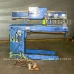3 ft Pandjiris Seam Welder Model 36E