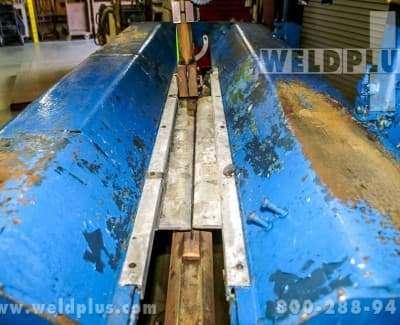 3 ft Pandjiris Seam Welder Model 36E