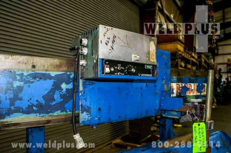 3 ft. Pandjiris Seam Welder Model 36E