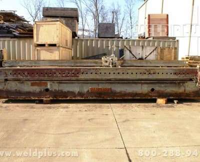 20 ft Flat Sheet Welding Seamer Pandjiris