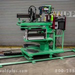 15 Inch Jetline Steel Coil End Seam Welder