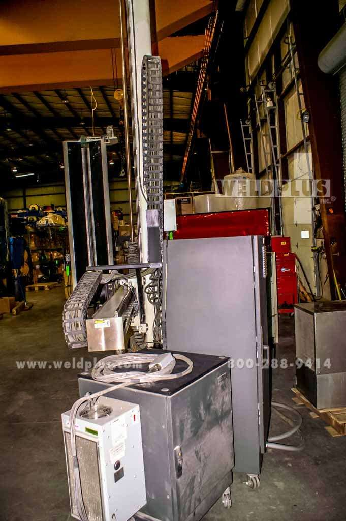8 ft. Amet Vertical Variable Polarity Seamer