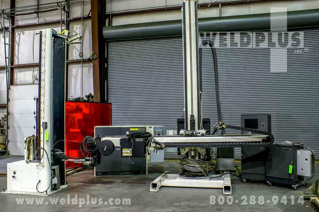 8 ft. Amet Vertical Variable Polarity Seamer