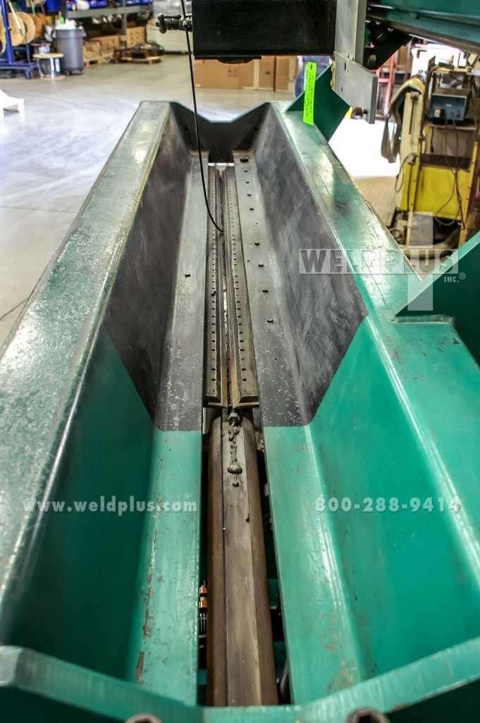 60 Inch Weldline Welding Seamer Model J955