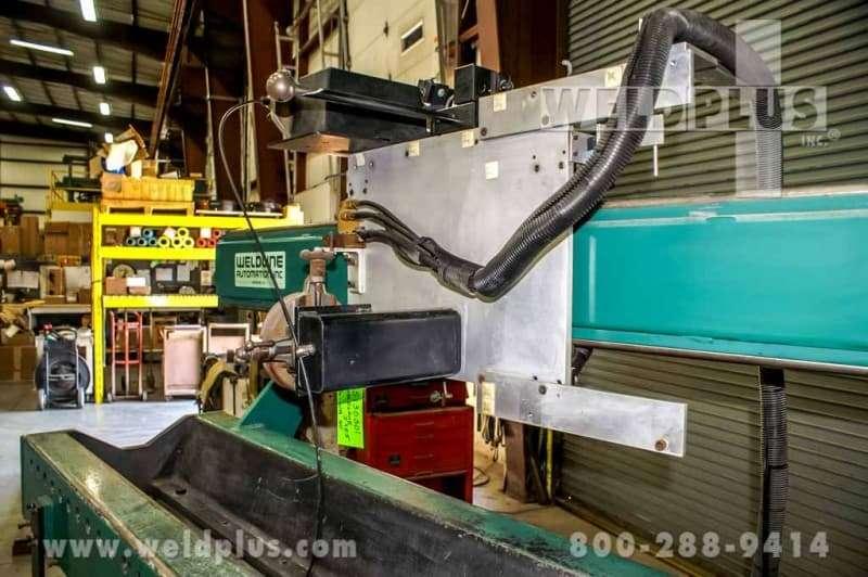 60 Inch Weldline Weld Seamer Model J955