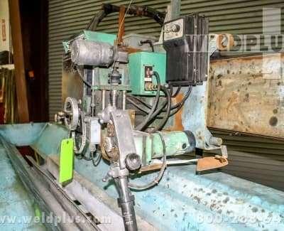 96 inch Used Pandjiris Weld Seamer