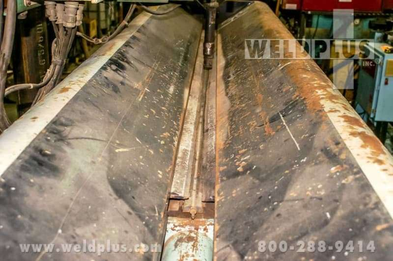 72 inch Airline Seam Welder Side Beam LWS 72