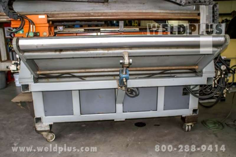72 Inch Guild Coil Joiner Seamer Planisher