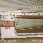 80 inch Webb Welding Seamer J 80