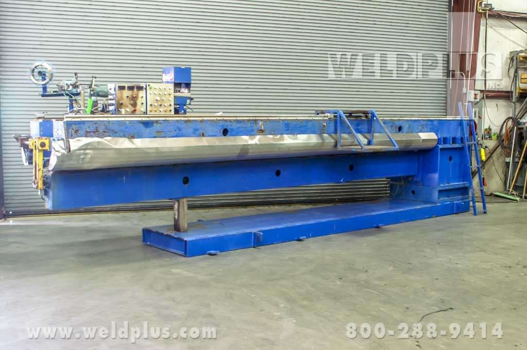 20 ft. Binzel Seam Welder Used