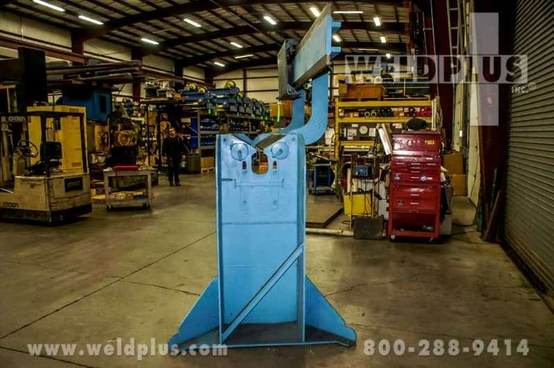 4 ft. Airline Longitudinal Weld Seamer