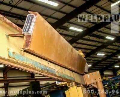 10 ft Airline Used Seam Welder