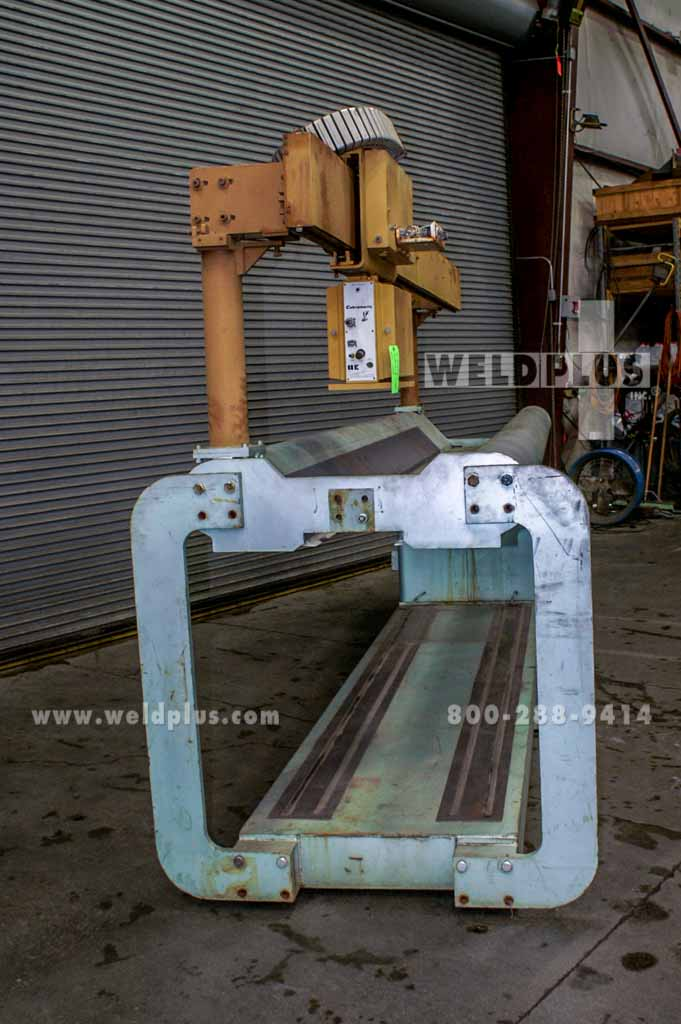 10 ft. Airline Used Seam Welder