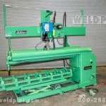 60 Inch Airline Welding Seamer Model 10310P