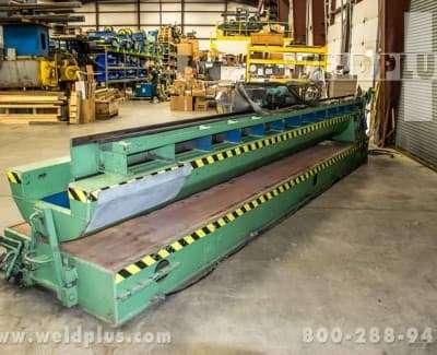 14 ft Internal Flat Sheet Weld Seamer Pandjiris