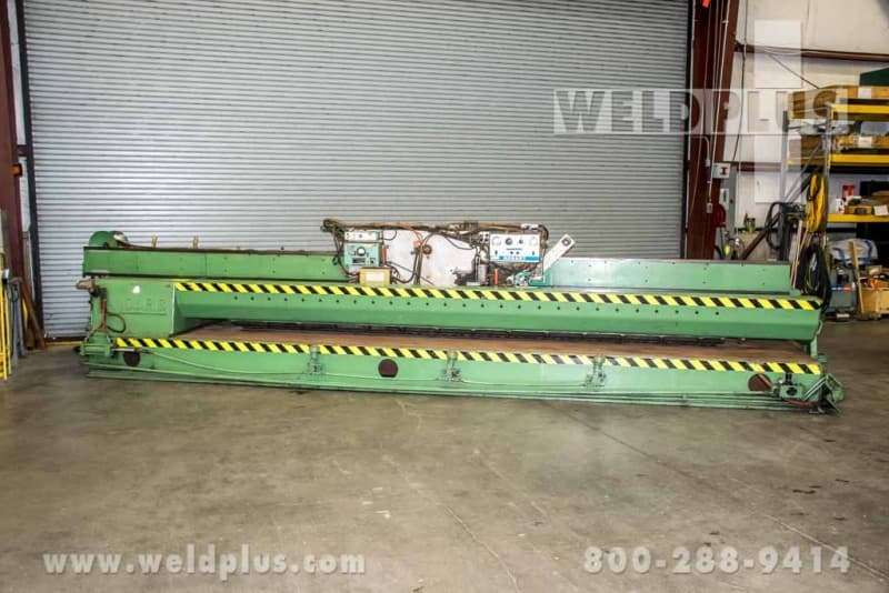14 ft. Internal Flat Sheet Weld Seamer by Pandjiris