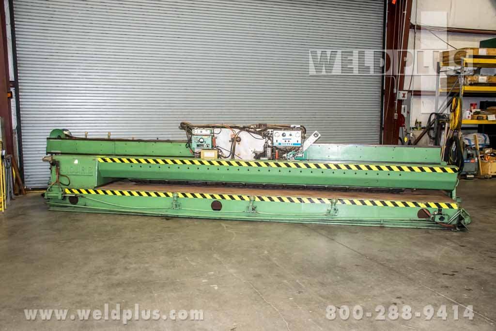 14 ft. Internal Flat Sheet Weld Seamer by Pandjiris