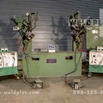Cecil Peck Outside Corner Seam Welder