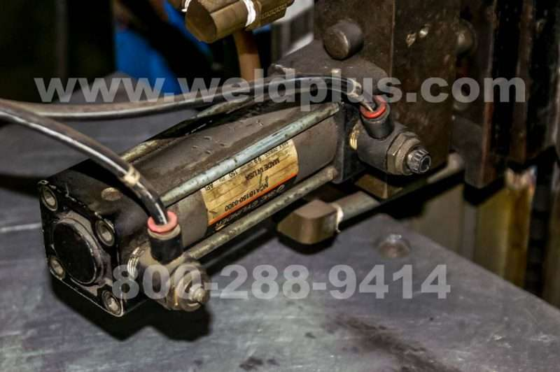 Spaulding Outside Corner Seam Welder