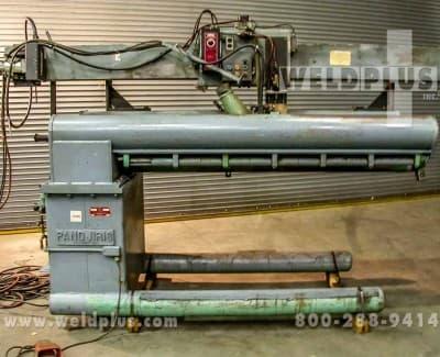 72 inch Pandjiris Welding Seamer