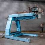 5 ft. Welding Seamer Berkeley Davis Model S2
