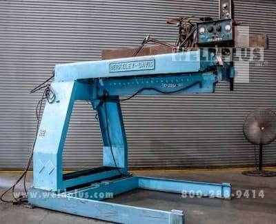 5 ft Welding Seamer Berkeley Davis Model S2