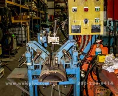 12 Inch Custom GE Precision Seam Welder
