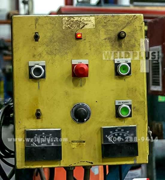 12 Inch Custom GE Precision Seam Welder