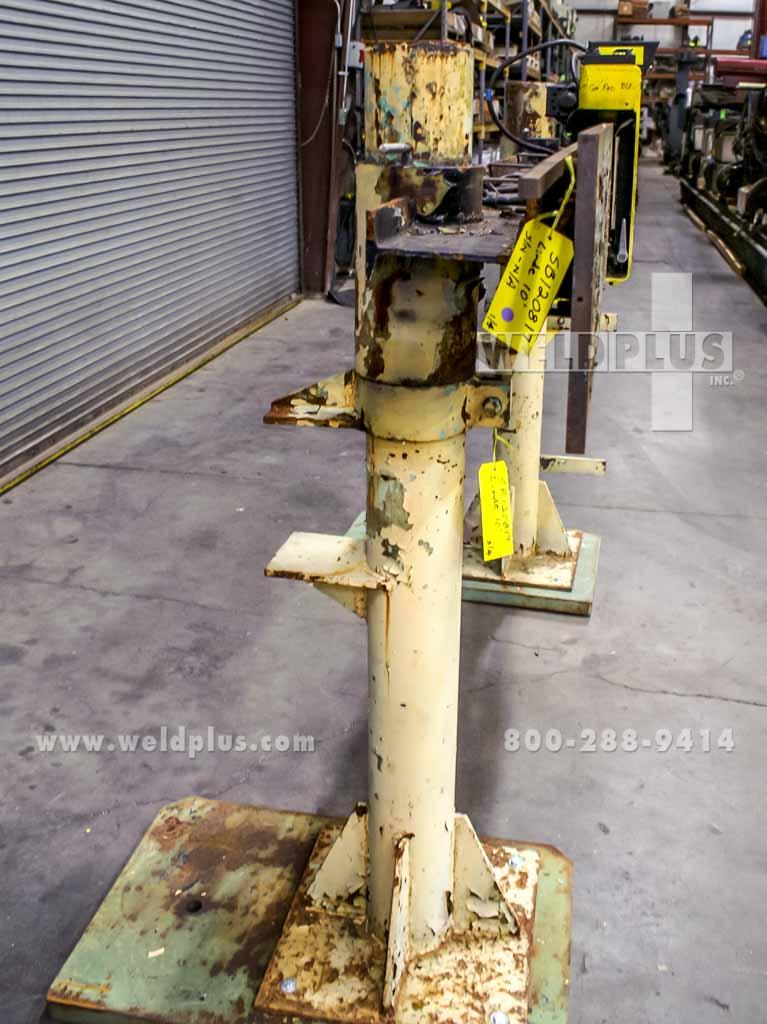 10 ft. Linde Sidebeam Welding System