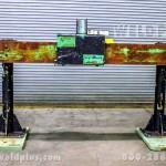 10 ft. Linde Sidebeam Welder System
