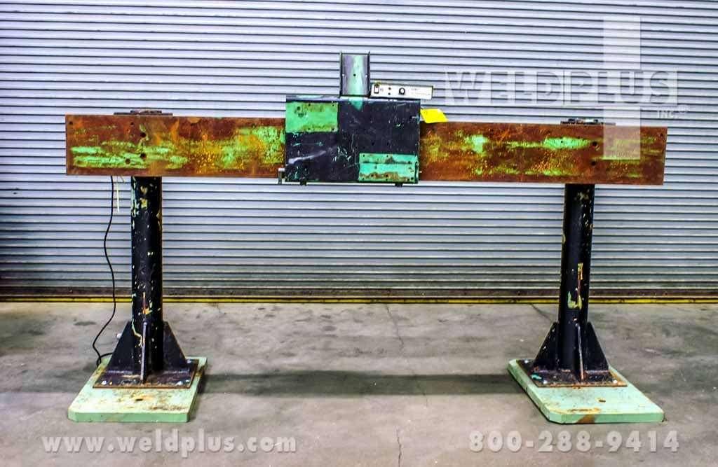 10 ft. Linde Side Beam Welding System
