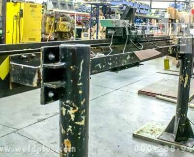 10 ft Linde Side Beam and Carriage