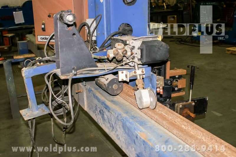Pandjiris Side Beam Carriage Welder