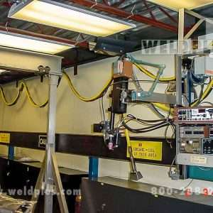 26 ft. Jetline TIG Welding Side Beam TK312