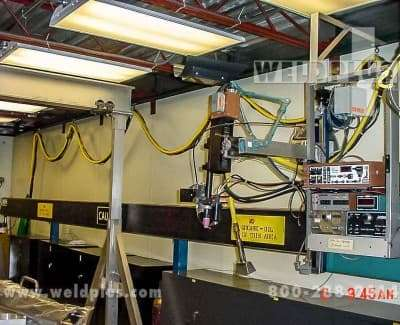 26ft Jetline TIG Welding Side Beam TK312
