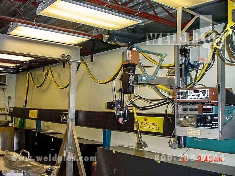 26 ft. Jetline TIG Welding Side Beam TK312