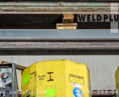 24 ft Bancroft Side Beam Welder