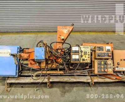 24 ft Bancroft Side Beam Welder