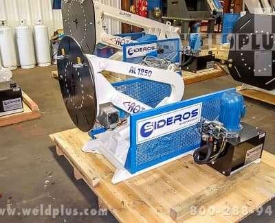 2750 lb Sideros Power Elevation Positioner