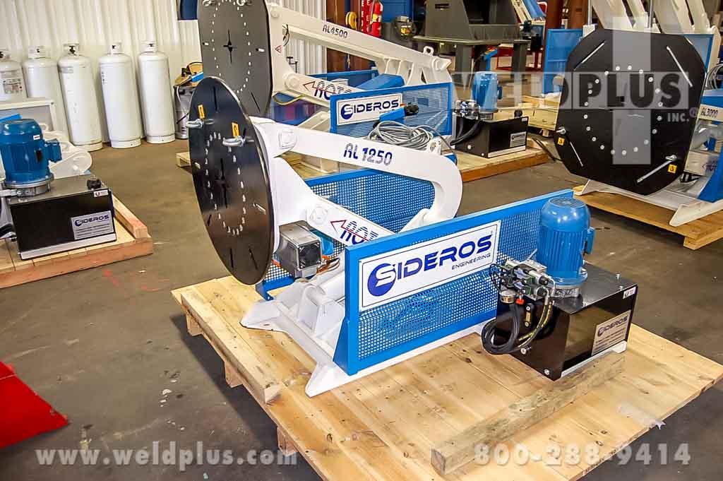 2,750 lb. Sideros Power Elevation Positioner