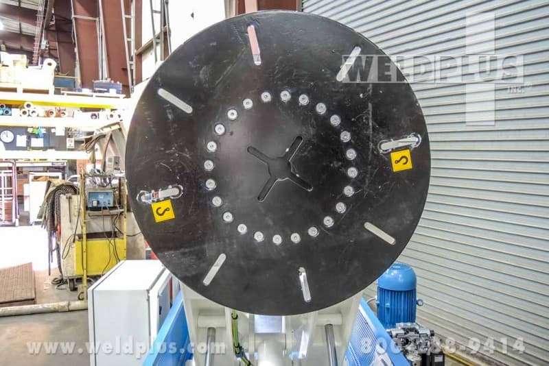 4,410 lb. Sideros Positioner Rotolift